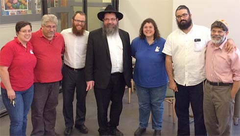Herrell's® management with rabbis