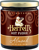 Herrell's® Almond Hot Fudge Sauce