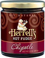 Herrell's® Chipotle Hot Fudge Sauce