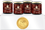 Herrell's® Hot Fudge Sauce - Quartet Gift Pack - Original