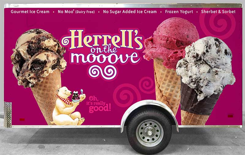 Herrell's® on the Mooove